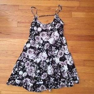 Love Tree Happens cami floral dress